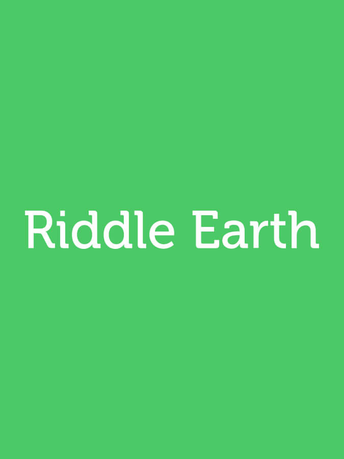 Riddle Earth